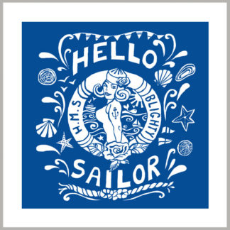 Greeting Cards - The Nautical Blue Collection