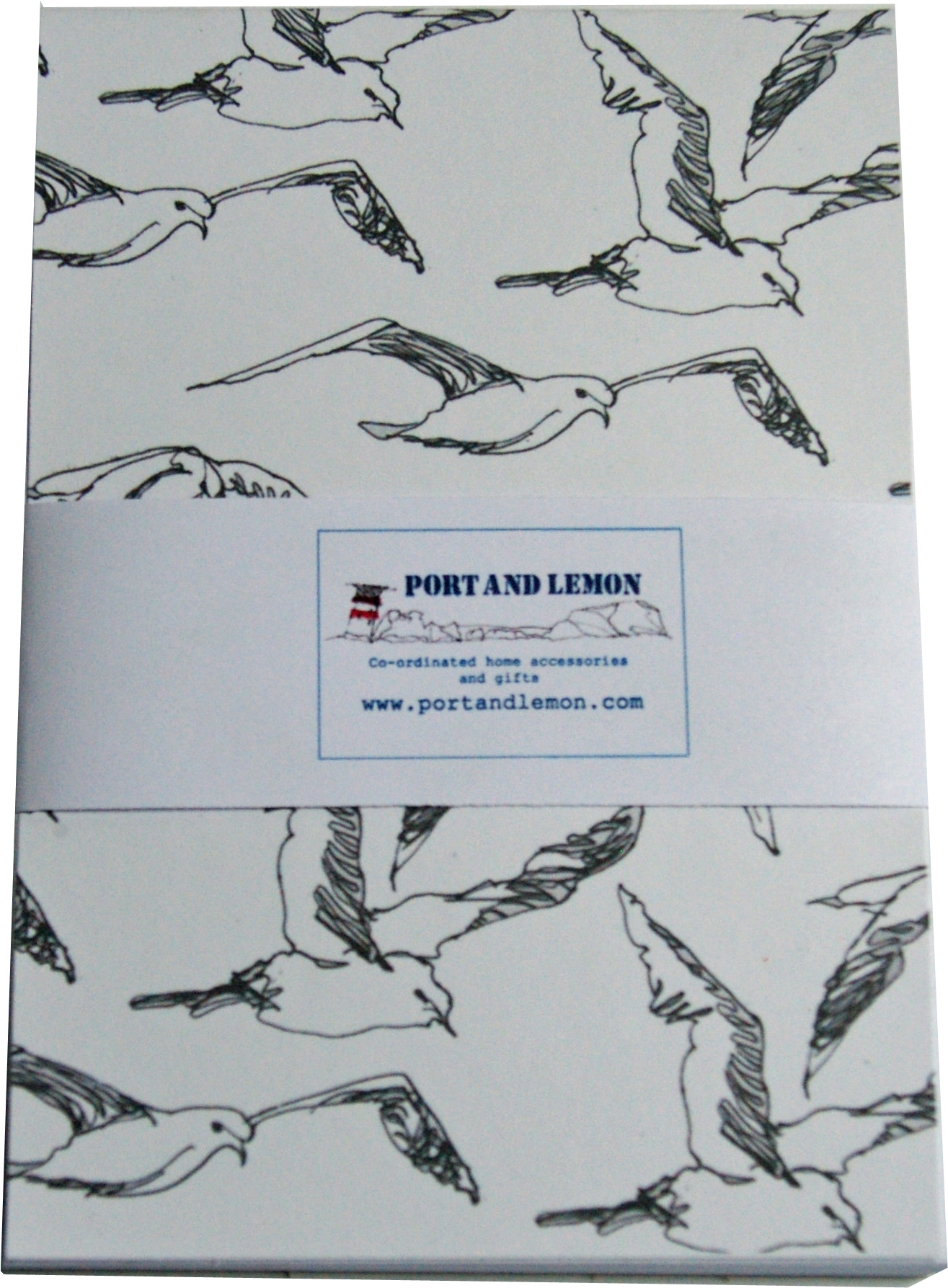 Flock of Seagulls Notepad
