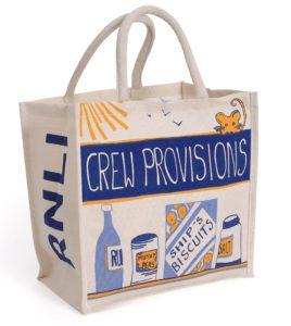 Crew provisions Juco shopper