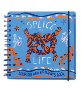 Splice of life address book